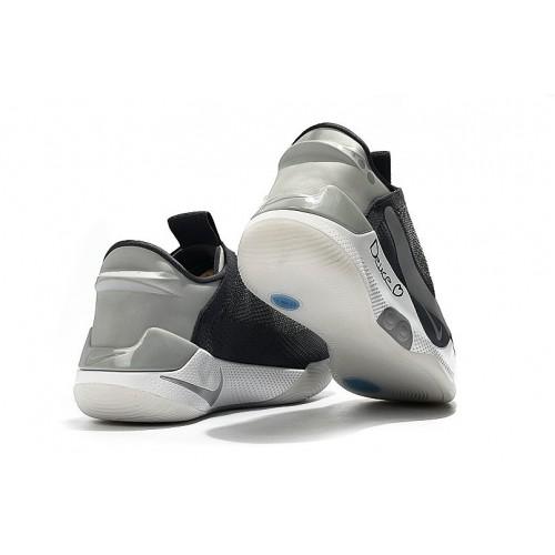 Men's 2019 Nike Adapt BB Black Pure Platinum