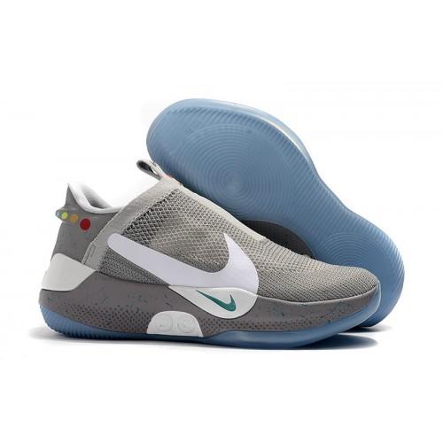 Men's 2019 Nike Adapt BB MAG Grey AO2582-002