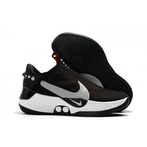 Men's 2019 Nike Adapt BB Red Black