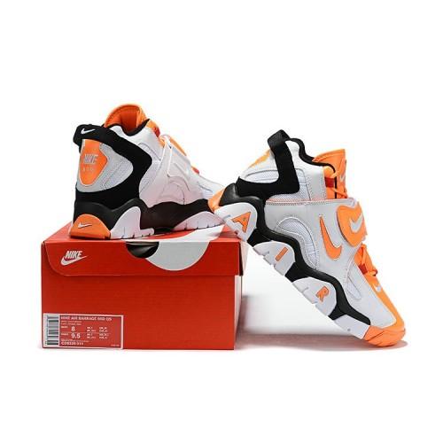 Men's Nike Air Barrage Mid QS Orange White CD9329-004