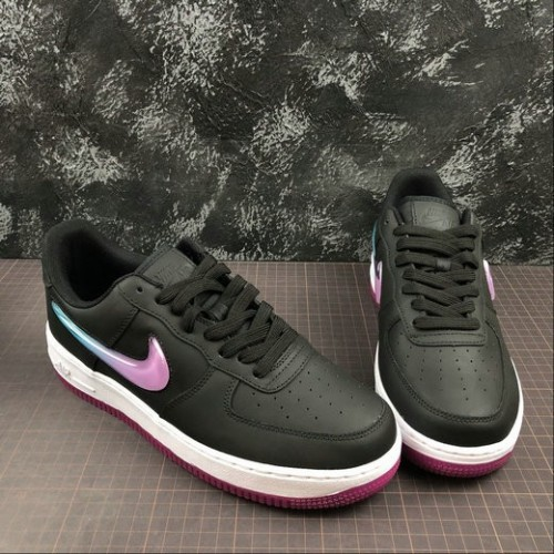 Women's 2019 Nike Air Force 1 07 Premium Active Fuchsia AT4143-001