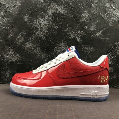 Women's 2019 Nike Air Force 1 Low 1989 NBA Finals CI9882-600