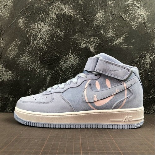 Women's 2019 Nike Air Force 1 Mid 07 LV8 2 Have A Nike Day