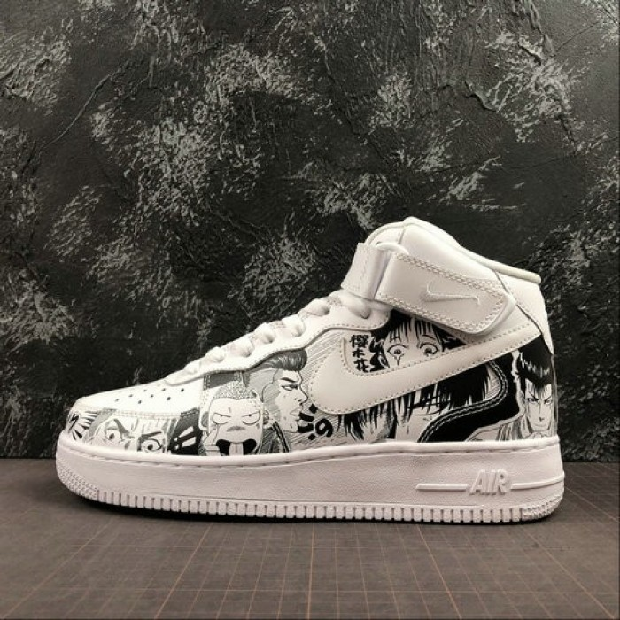 Women's 2019 Nike Air Force 1 White 315115-111