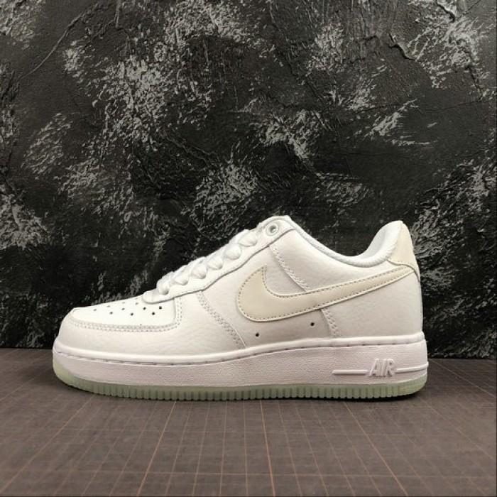 Women's 2019 Nike Sportswear Air Force 1 07 Essential White