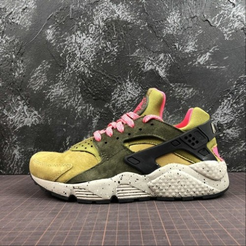 Men's Nike Air Huarache Run ULTRA 704830-302 Desert Moss
