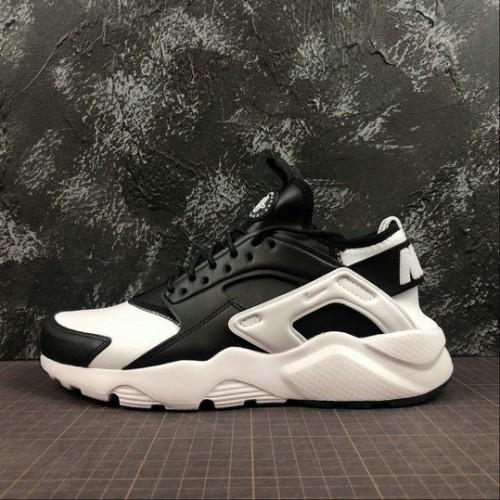 Men's Nike Air Huarache Run ULTRA 875842-001 Black White