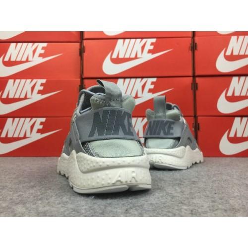 Men's Nike Air Huarache Run Ultra 859511-003 Grey