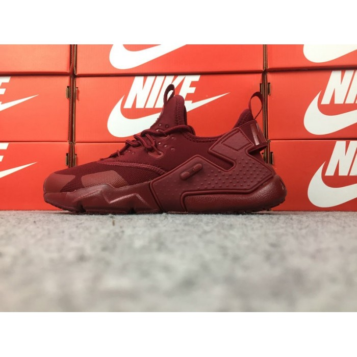 Men's Nike Air Huarache Ultra Wine Red