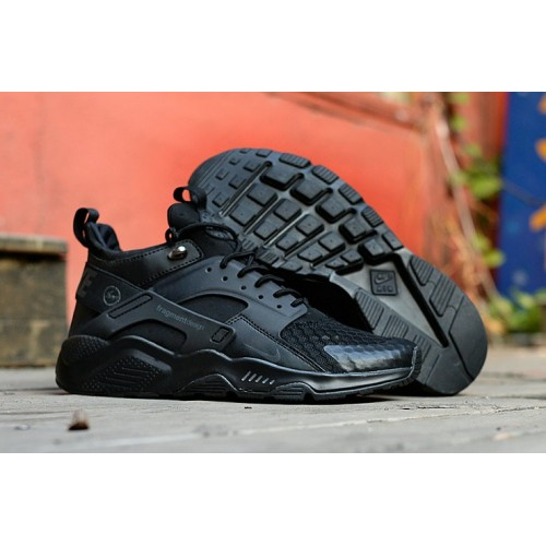 Men's Nike Air Huarache Fragment HTM Black