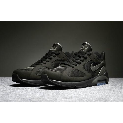 Men's Nike Air Max 180 All Black