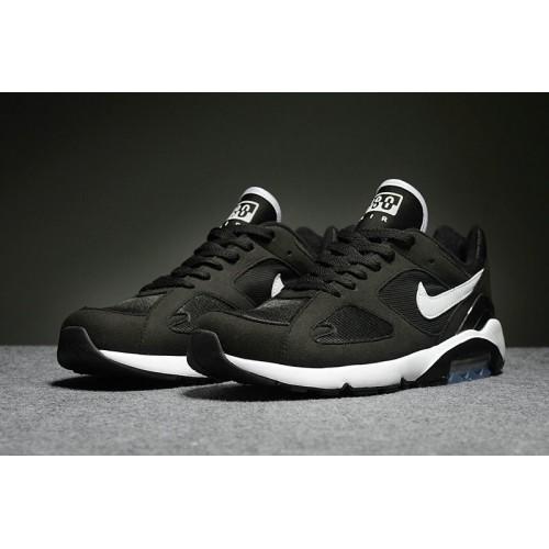 Women's Nike Air Max 180 White Black