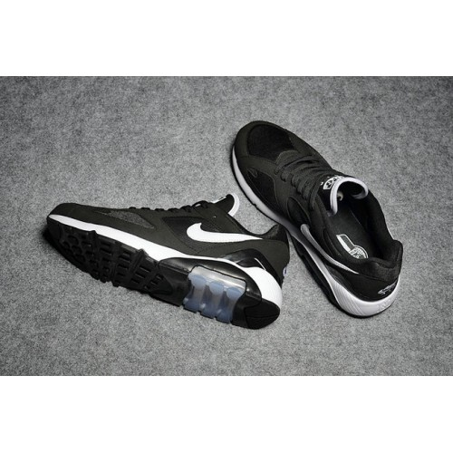 Women's Nike Air Max 180 White Black
