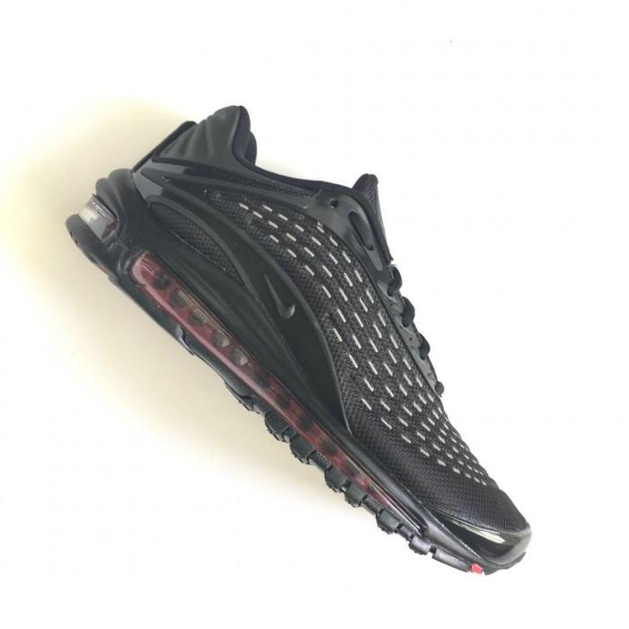 Men's Nike Air Max 2019 Cushion Triple Black