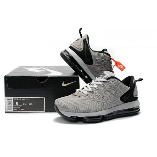 Men's Nike Air Max 2019 Cool Grey Black