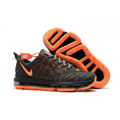 Men's Nike Air Max 2019 Grey Orange