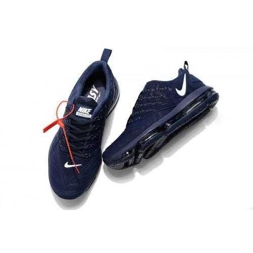 Men's Nike Air Max 2019 Navy Blue White