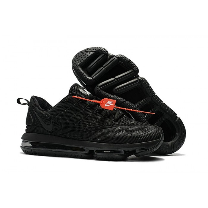Men's Nike Air Max 2019 Triple Black