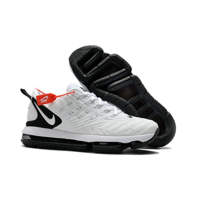 Men's Nike Air Max 2019 White Black