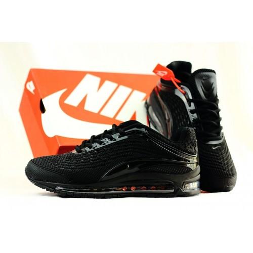 Men's Nike Air Max 2019 Running Shoes All Black