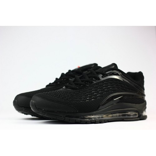 Men's Nike Air Max 2019 Running Shoes All Black