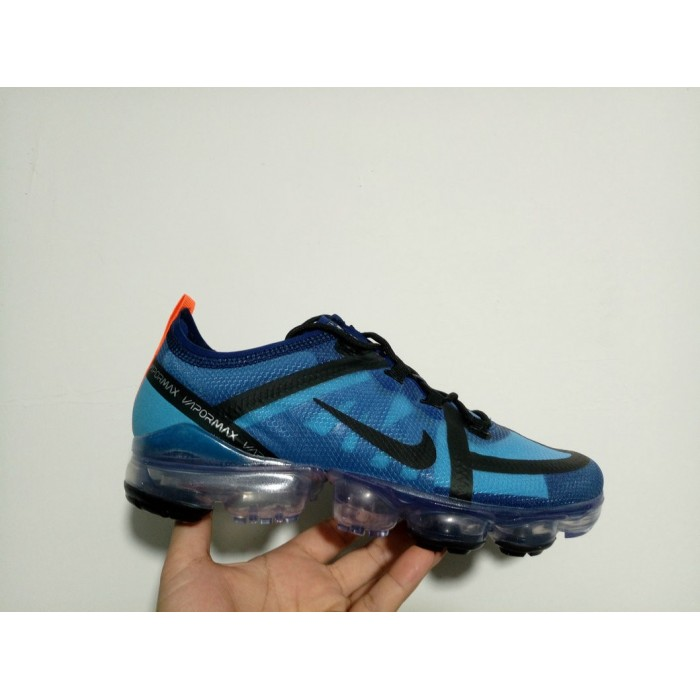 Men's Nike Air Max 2019 x VaporMax AR6631-400 Blue Black