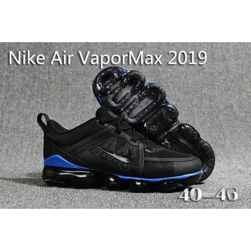 Men's Nike Air Max 2019 x VaporMax Black Blue