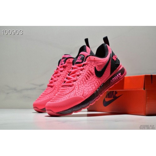 Women's Nike Air Max UL 19 Boost 2019 Pink Black
