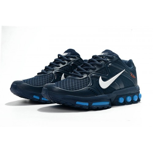 Men's Nike Air Maxs 2019 Navy Blue Red Royal