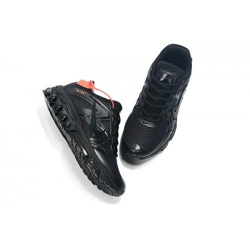 Men's Nike Air Maxs 2019 Triple Black