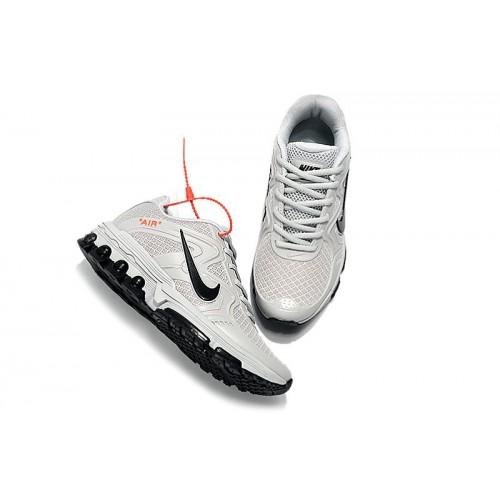 Men's Nike Air Maxs 2019 White Black