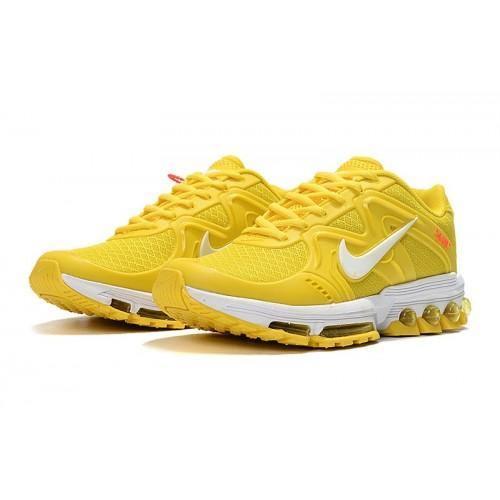 Men's Nike Air Maxs 2019 Yellow White