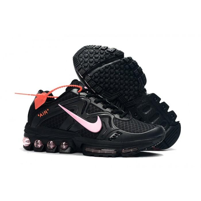 Women's Nike Air Maxs 2019 Pink Black