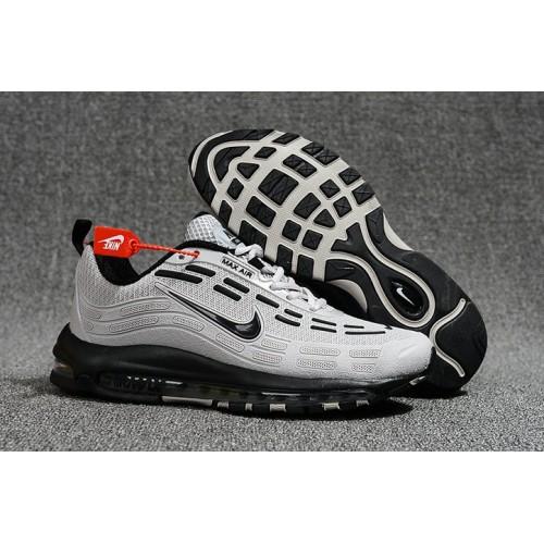 Men's Nike Air Maxs 99 Grey Black