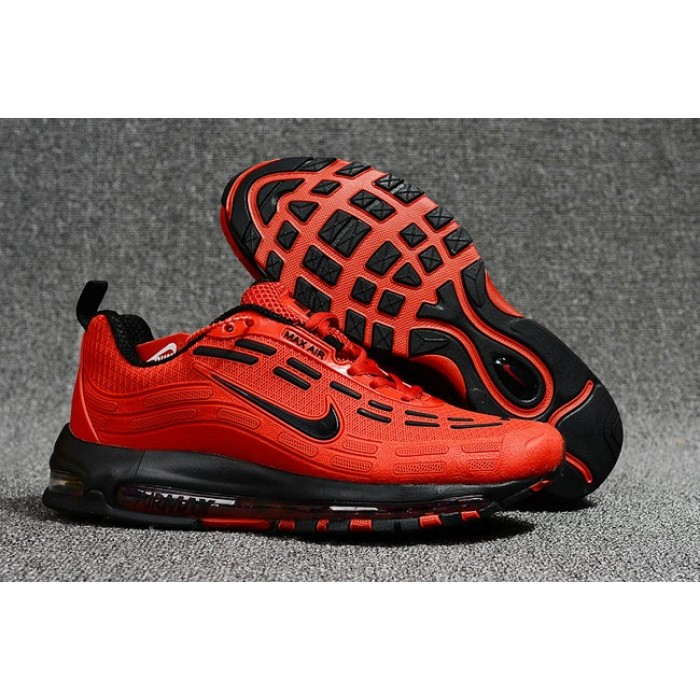 Men's Nike Air Maxs 99 Red Black