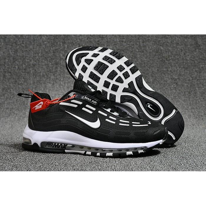 Men's Nike Air Maxs 99 White Black