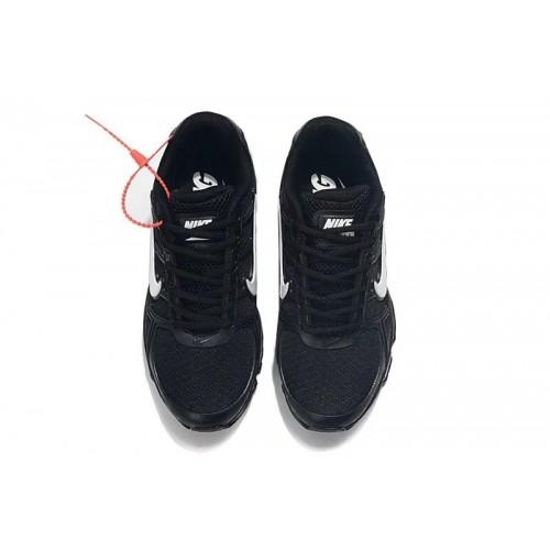 Men's Nike AirMaxs 2019 Black White