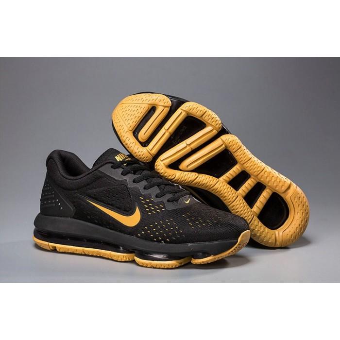 Men's Nike Lab Air Max 2019 Gold Black