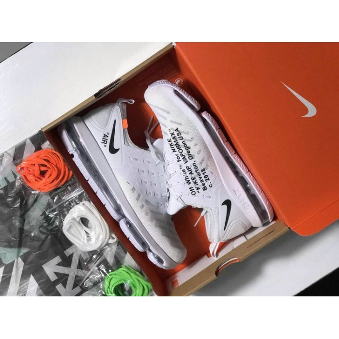 Women's Nike Lab Air Max 2019 Off White ALL White