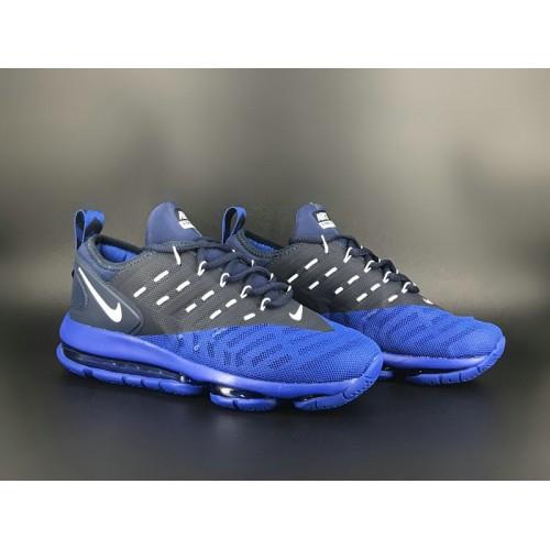 Men's Nike Air Maxs 2019 Blue Black