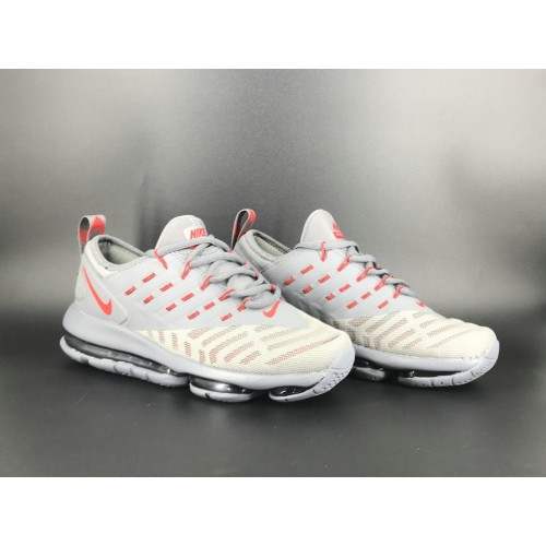 Men's Nike Air Maxs 2019 Grey Orange Black