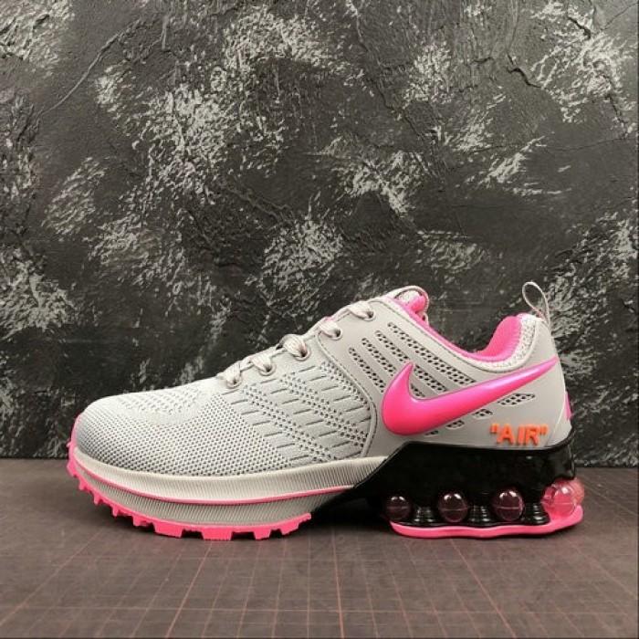 Women's Nike Air Max 2019 Light Grey Peach 524977-800