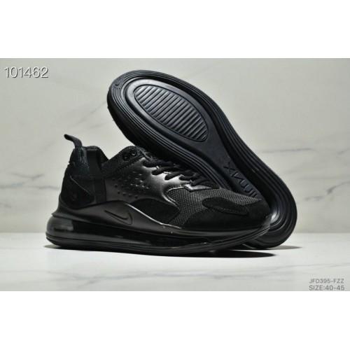 Men's 2019 Nike Air Max 720 3.0 All Black