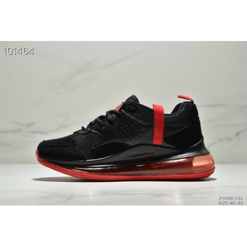 Men's 2019 Nike Air Max 720 3.0 University Red Black