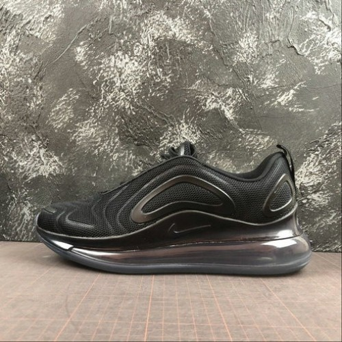 Men's 2019 Nike Air Max 720 Black-Noir AO2924-007