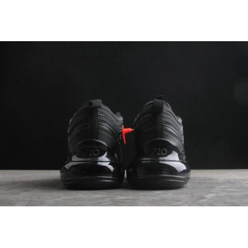 Men's 2019 Nike Air Max 720 x 97 Triple Black