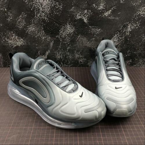 Men's Nike Air Max 720 Anthracite Black Mtllc SLV Argent