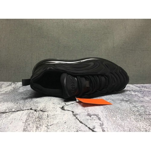 Men's Nike Air Max 720 Sneakers All Black