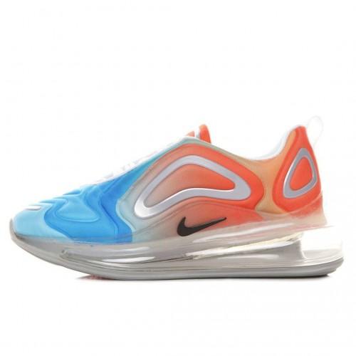 Men's Nike Air Max 720 Nature Pack Blue Orange White Black