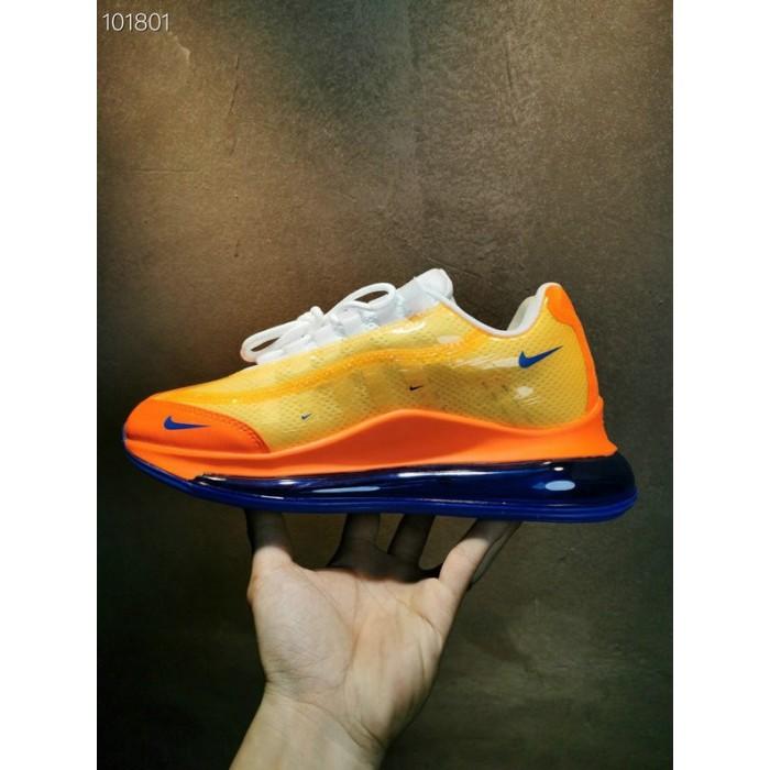 Men's Nike Air Max 720-95 Heron Preston By You Team Orange Royal